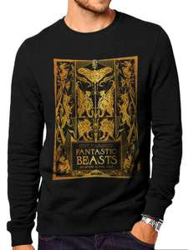 Fantastic Beasts sweatshirt £7.89 delivered @ Loud Clothing