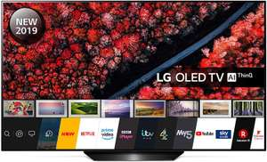 LG Electronics OLED65B9PLA 65-Inch UHD 4K HDR Smart OLED TV with Freeview Play - Black colour (2019 Model) - £1799 @ Amazon