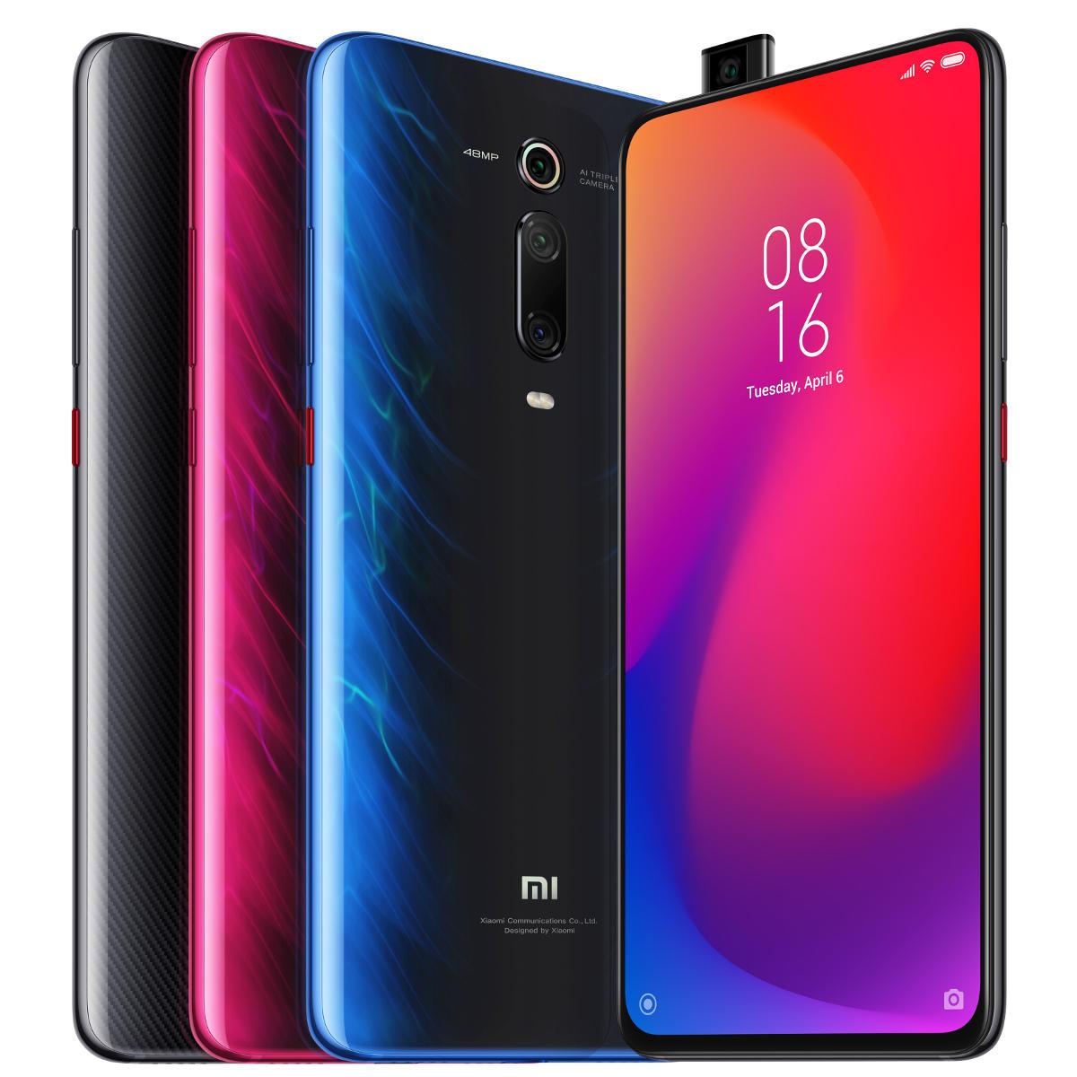 Global Version Xiaomi Mi 9T 6GB RAM 64GB ROM Smartphone £182.34 delivered (using code) @ AliExpress / Xiaomi Online Store