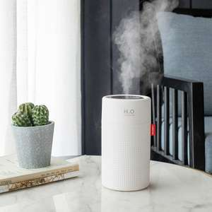 Himist 750ml Capacity 2000mAh Humidifier for £11.76 (£8.62 using site wide exclusive code) delivered @ AliExpress / Himist Diffusers Stores