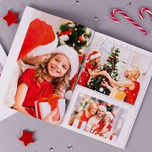 100 Page Personalised A4 photobook £17.35 / 140 Page £19.75 Delivered Using Code @ Groupon / Colorland