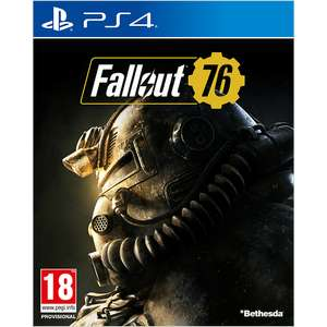 Fallout 76 PS4 / XBox One £5 instore at Morrisons (Crewe)