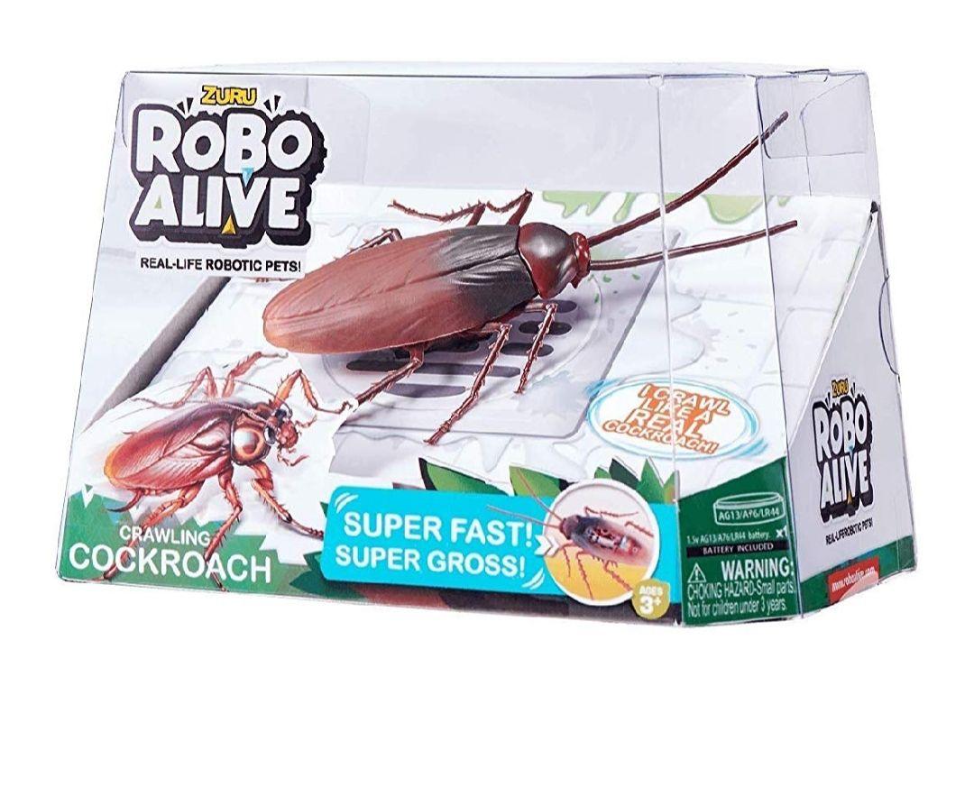 Zuru Robo Live Cockroach £3 instore @ B&M Glasgow