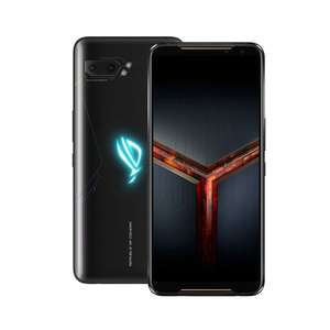 "ASUS ROG Gaming Phone II ZS660KL - 6.59"" FHD+ Wide-View 120Hz 1ms Display, Snapdragon 855+, 8GB RAM, 128GB Storage £599.99 at ASUS Shop"