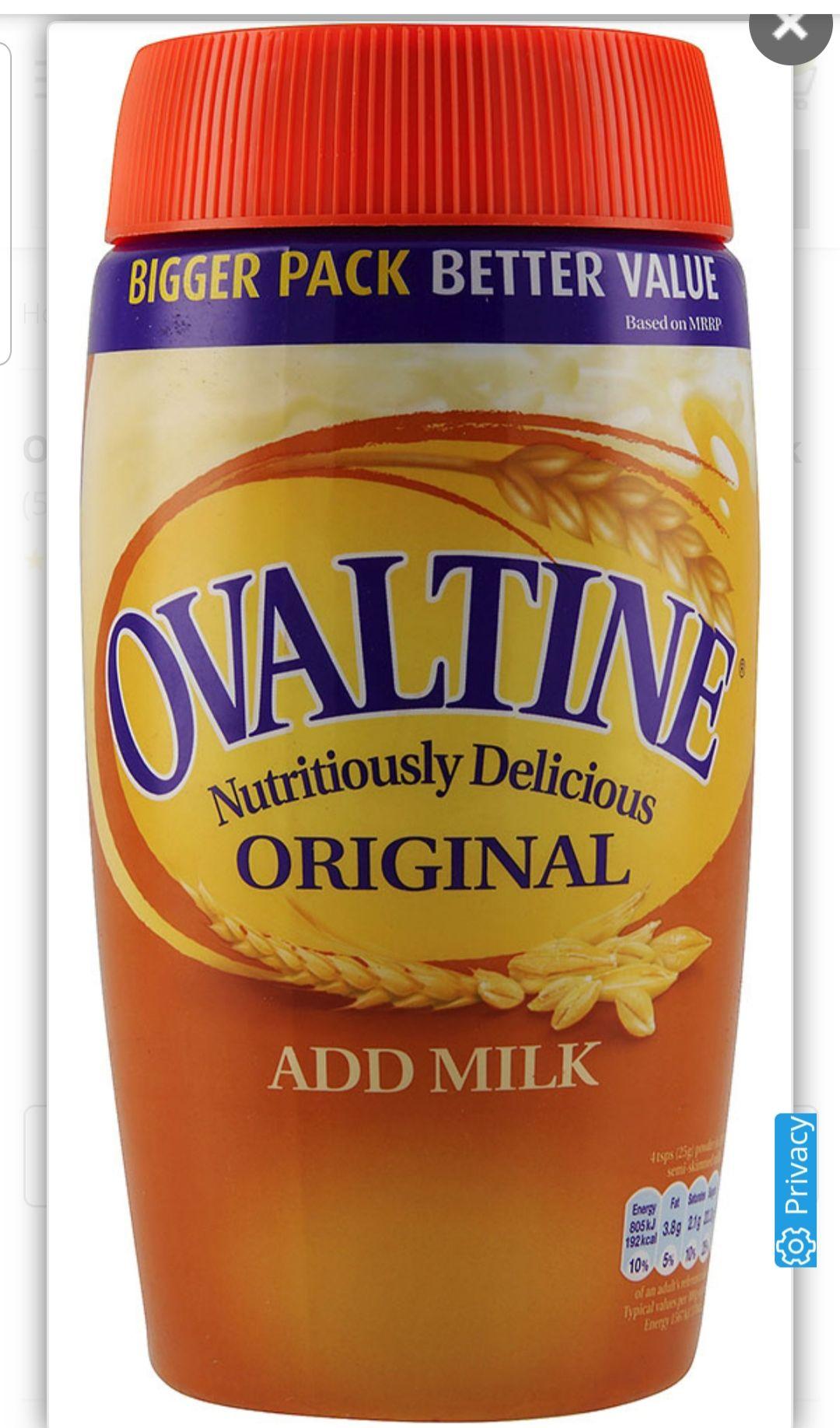 Ovaltine 500g - £3.49 in lidl