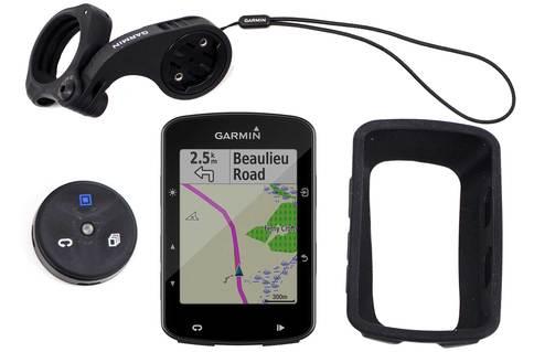 Garmin Edge 520 Plus MTB Performance Bundle for £164.99 click & collect @ Evans Cycles