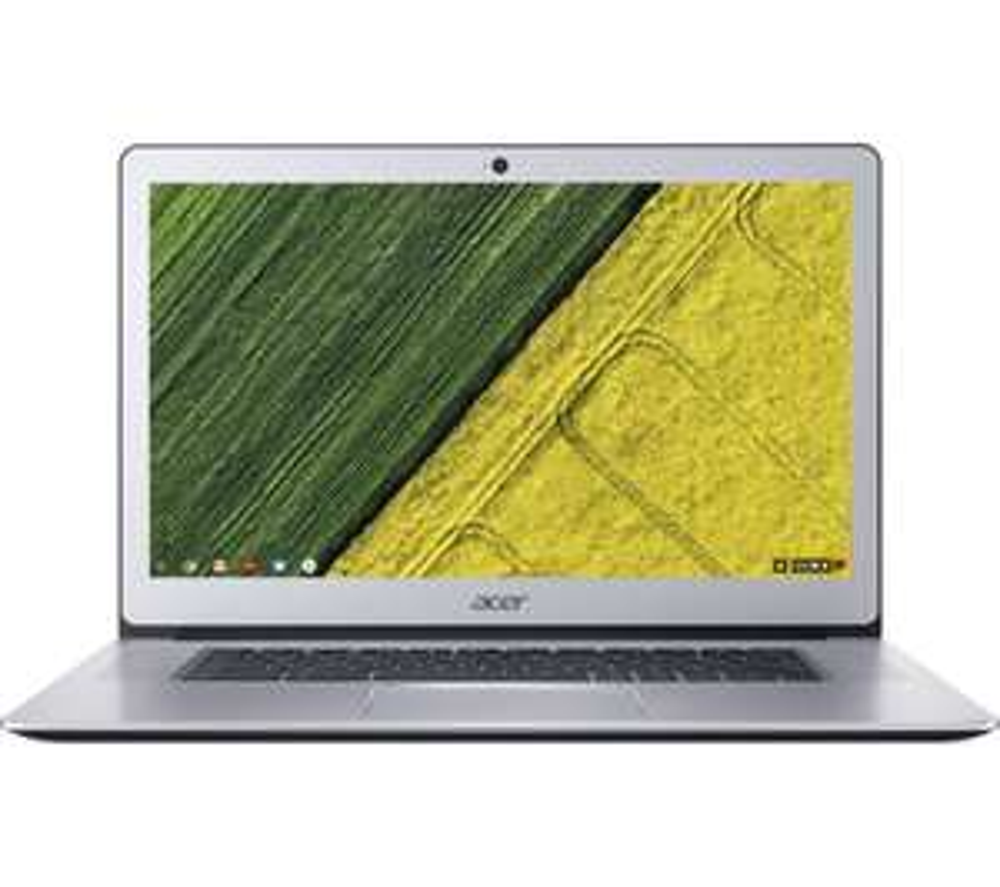 "ACER CB515-1HT 15.6"" Intel® Pentium® Chromebook - 64 GB eMMC, Silver £299 at Currys PC World"