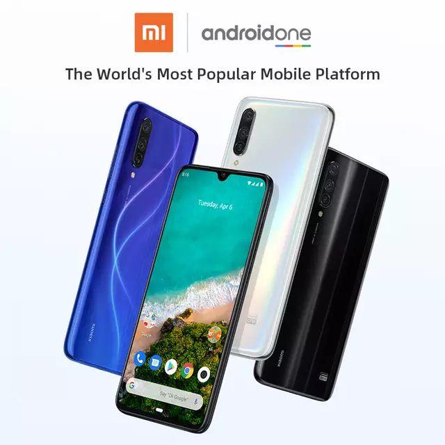 Global Version Xiaomi Mi A3 4GB 128GB Smartphone £117 (Starting Friday) @ Xiaomi Online Store/Aliexpress