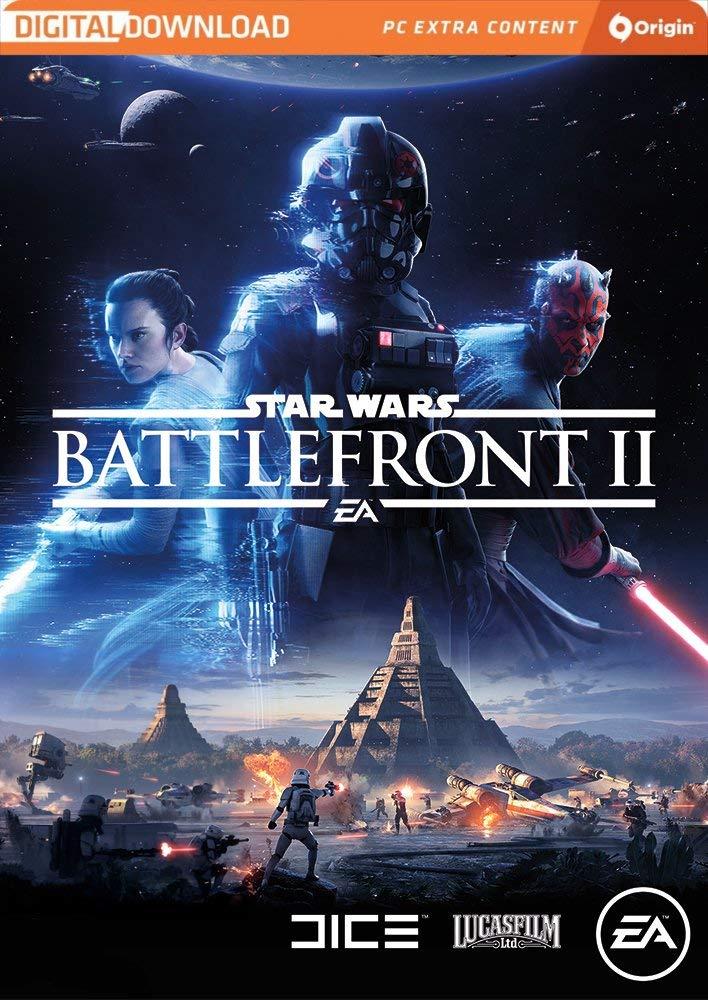 [PC] Star Wars Battlefront II - Standard Edition   PC Download - £3.74 - Amazon
