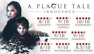 [Steam] A Plague Tale: Innocence - £19.99 @ Steam Store