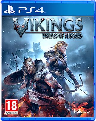 Vikings Wolves of Midgard PS4 £5.99 @ Game