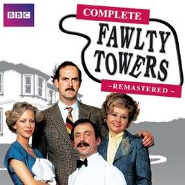Fawlty Towers Complete Collection Remastered £7.99 / Porridge The Complete Collection £12.99 @ iTunes