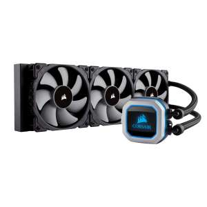 Corsair CW-9060031-WW Hydro Series H150i PRO RGB Liquid CPU Cooler - £129.98 @ Amazon