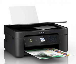 Epson Expression Home XP-3105 3-in-1 Wireless Inkjet Printer (2019) for £34.99 @ Rymans (Free click+collect)