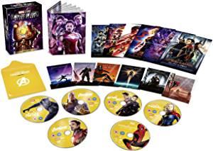 Marvel Cinematic Universe Phase 3 Part 2 Blu Ray - £45 - Sainsbury's (Arnison Centre, Durham))