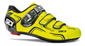Sidi Shoes Level Yellow Fluo Black Model 2016 EU 37 - UK 4 - £43.85 @ ShopTo