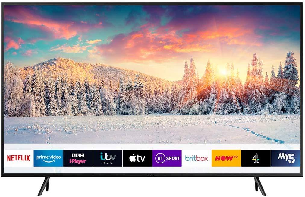 """Samsung 2019 65"""" Q60R QLED 4K Quantum HDR Smart TV £874.23 @ Amazon"""