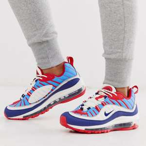 Women's Nike Air Max 98 trainers sizes 2.5 up to 7 (2 colours) £72.50 @ Asos