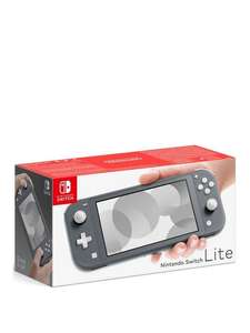 Nintendo Switch Lite Console - Grey (£50 credit from Very credit account sign-up) - £149.99 @ Very