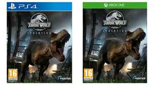Jurassic World Evolution (PS4/XBOX ONE) - £19.99 @ Game