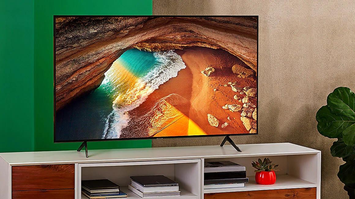 "Samsung Q60R 55"" QLED 4K TV (QE55Q60RATXXU) - with Student/Employee discount £597.65 @ Samsung"