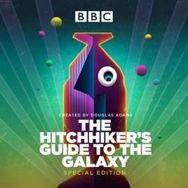 Hitch Hiker's Guide to the Galaxy Special Edition £3.99 @ iTunes