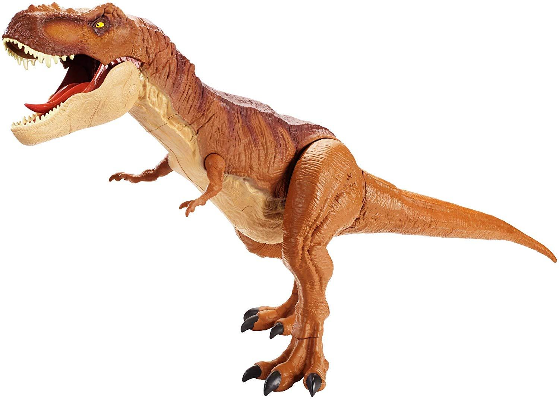 Jurassic World FMM63 Giant T-Rex Dinosaur, Approximately 90 cm £55.68 @ Amazon