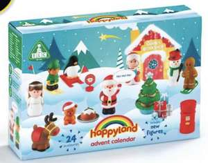 Happyland Advent Calendar £14.99 @ ELC