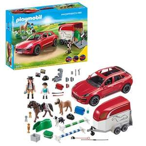Playmobil 9376 Porsche Macan GTS with Horse Trailer £27.97 @ Amazon (Free Delivery)