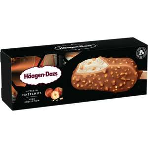 Haagen-Daza Ice Cream Bars - Luxe Collection (3 for £1) @ Fultons Foods (instore)