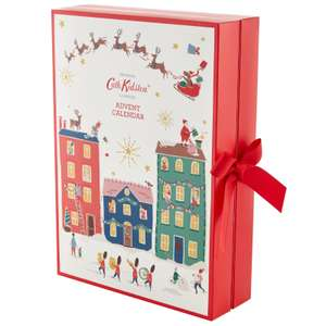 Cath Kidston advent calendar 15% extra off with code £22.06