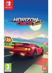 Horizon Chase Turbo for the Nintendo Switch from Base £16.99 Delivered