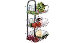 Argos Home - 3 Tier Vegetable Stand £10.50