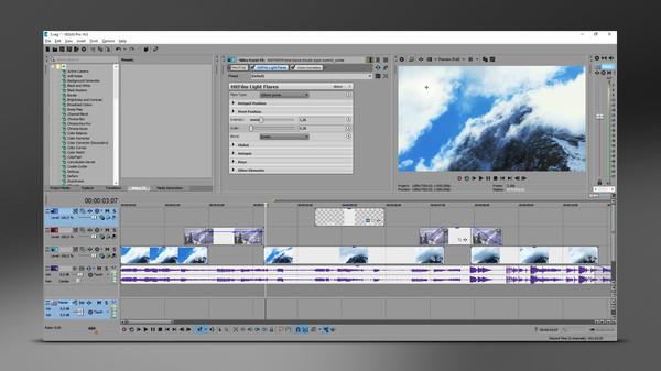 VEGAS Pro 14 Edit Steam Edition £36.28 @ Steam