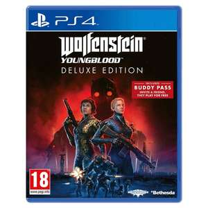Wolfenstein Youngblood Deluxe Edition (PS4) £9.99 @ Smyths