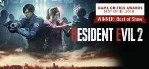 Resident Evil 2 Remake / Devil May Cry 5 (PC/Steam) - £11.14 each @ GamersGate