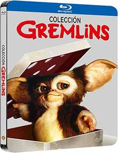 Gremlins 1 And 2 Collection [Blu-ray Steelbook] - £9.79 delivered @ Amazon.es