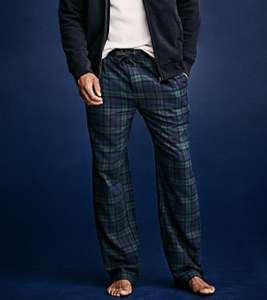 Crew Clothing Loungewear Trousers (40% off loungewear) £27 Crew Clothing - free click and collect