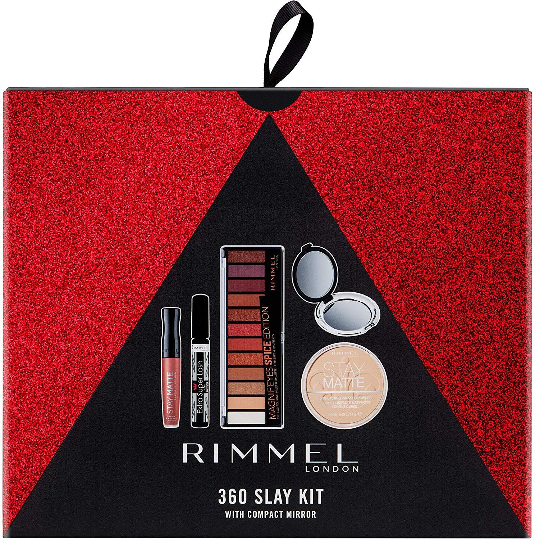 Rimmel 360 Slay Christmas Gift Set £9 (Prime) / £13.49 (non Prime) at Amazon