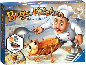 Ravensburger Bugs In The Kitchen - Catch the Hexbug Game £13.99 (Prime) / £18.48 (non Prime) at Amazon