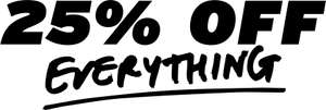 Topshop - 25% off Everything + Free Delivery + 10% Off with code