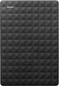 Seagate 2TB USB 3.0 Expansion Portable External Portable Hard Drive 2 TB , Black, 2019 Deluxe Edition at Amazon for £49.99
