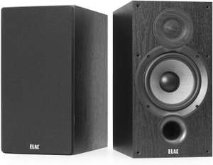 ELAC B6.2 Debut 2.0 Bookshelf Speakers £239 Sold by Peter Tyson Online and Fulfilled by Amazon.