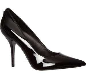 CALVIN KLEIN Black Patent Pointed Toe Heels £24.99 +£1.99 click and collect @ Tk Maxx