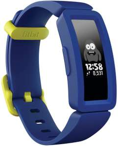 FITBIT Ace 2 Kid's Fitness Tracker - Blue & Yellow, Universal £49.99 Currys 15% Quidco & 6 Spotify