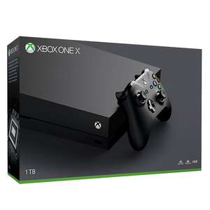 Xbox One X 1TB Console £279.99 from Monster-Shop inc. free delivery
