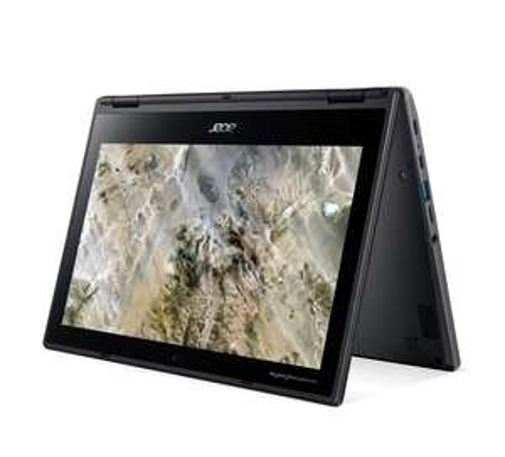 Acer Spin 3 11.6 Inch A4 4GB 32GB 2-in-1 Chromebook - Black £199.99 Argos