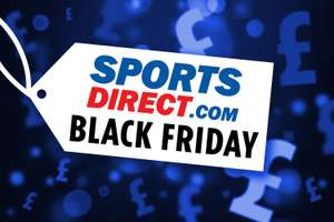 Sports Direct Black Friday deal £20 voucher for every £100 spent