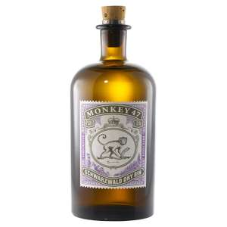 Monkey 47 Schwarzwald Dry Gin, 50 cl £30.50 at Amazon