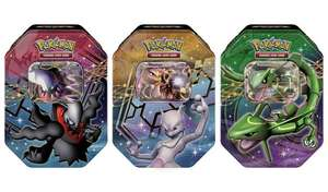 Pokemon Triple Power Limited Edition Trading Card Game (3 Tins) Legends Collection £16.80 With Code @ Argos(Free C&C)